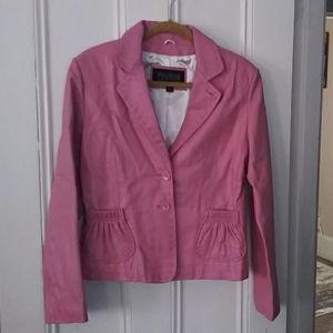 Wilsons Pelle leather jacket large